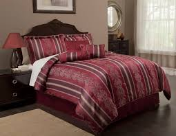 Red Gold Comforter Sets Total Fab Burgundy Comforter U0026 Bedding Sets
