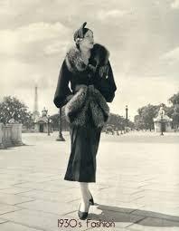 1930 u0027s street fashion for women glamourdaze
