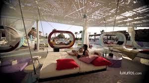 luxurios free beach bar restaurant hd youtube