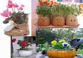 Garden Tips And Ideas Creative Garden Container Tips Ideas Kerala News
