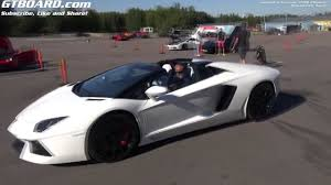 lamborghini aventador interior white exterior view white lamborghini aventador roadster lp 700 youtube