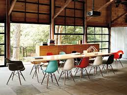 Eames Chair Dining Table Stunning Dining And Meeting Herman Miller Collectioned Room Table