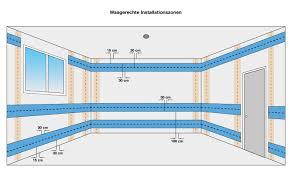 installationszonen elektroinstallation selber machen com