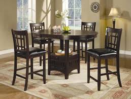 tall dining table and chairs tall kitchen table sets oval lulaveatery living and dining enjoy