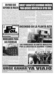 diario el sol sábado 24 septiembre 2016 by diario el sol issuu