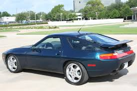 1989 porsche 928 1993 porsche 928 gts 5 speed german cars for sale blog