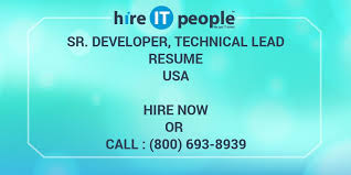 online xpeditor tutorial sr developer technical lead resume hire it people we get it done