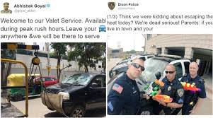 These Are The Funniest Tweets - best of 2016 when these hilarious tweets by police around the world