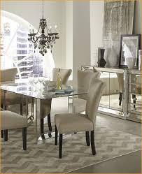 7 piece glass dining room set foter igf usa