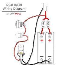 how to build unregulated dual box mod with mosfet findmyvapes