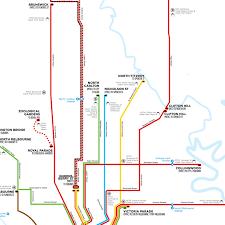 melbourne tram map despatches tramway anzacs