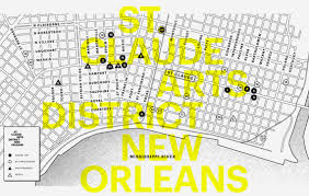 Streetcar New Orleans Map by Constance U2014 Erik Kiesewetter New Orleans