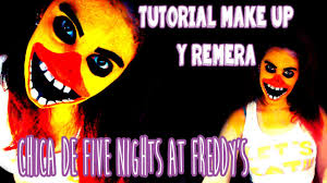 halloween in spanish how make fnaf cosplay chica in spanish with english subtitles