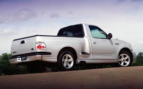 Ford F150 Truck 2004 - from workhorse to warhorse 20 years of ford svt trucks truck trend