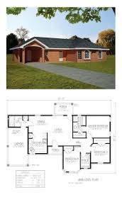 3 Bedroom 2 Bathroom House Plans 50 Best Southwest House Plans Images On Pinterest Floor Plans