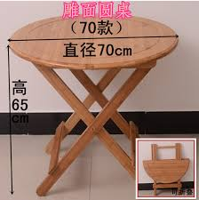 Small Wood Folding Table Table Runner For Round Tables Picture More Detailed Picture