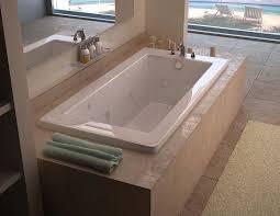 venzi villa 42 x 60 rectangular whirlpool jetted bathtub with left