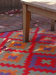 Indoor Outdoor Rugs Amazon by 6 X 9 115 00 Amazon Com Fab Habitat Saman Recycled Plastic Rug