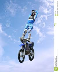 motocross bike videos dirt bike stunt rider stock photography image 1017702