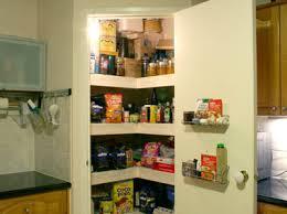corner pantry storage ideas adequate lighting is essential in a