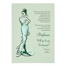 bridesmaid cards will you be my bridesmaid cards zazzle
