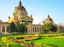 bagno termale e piscina széchenyi bagni termali széchenyi budapest ungheria i travel