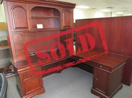 Used U Shaped Desk L Shape Archives Plano Used Office Furniture With Used L Shaped