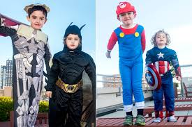 370 for kids costumes new york post