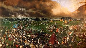 Texas traveled definition images Battle of san jacinto wikipedia jpg