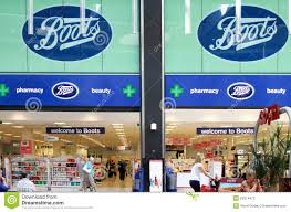 boots uk boots uk limited chemist store editorial stock photo image