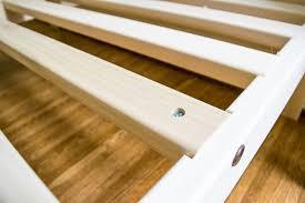 Flat Platform Bed Frame by The Best Platform Bed Frames Under 300 The Sweethome