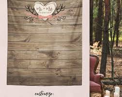wedding backdrop rustic rustic backdrop etsy