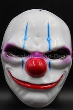 payday 2 chains mask replica payday the heist halloween ebay