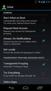 how to configure orbot on android how to fix orbot tor for android 4 1 jelly bean devices