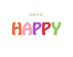 how to be happy when your always depressed at i don t