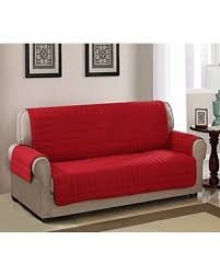 Quilted Sofa Covers Cyber Monday U0027s Hottest Deal On Chic Home Checkers Box Quilted
