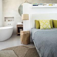 chambre salle de bain comment intégrer une salle de bains dans une chambre parentale
