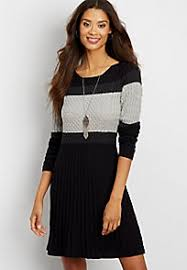 sweater dresses for cozy dresses maurices