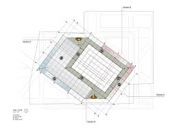floor plan of mosque gallery of central mosque of pristina competition entry asar