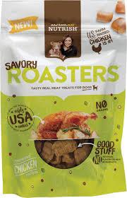 recipe for dog treats rachael nutrish savory roasters roasted chicken grain free