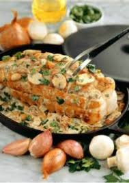 comment cuisiner la dinde de noel rôti de dinde à la normande