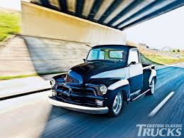 Classic Chevy Custom Trucks - 1954 chevy gmc pickup truck u2013 brothers classic truck parts