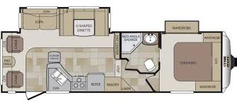 cougar floor plans keystone cougar half ton floorplans travel trailers fifth