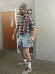 lumberjack costume last year s costume lumberjack album on imgur