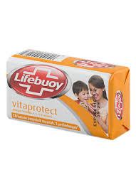Sabun Lifebuoy lifebuoy sabun mandi batang orange vitabal bar 80g klikindomaret