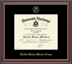 honorable discharge certificate united states marine corps us marines honorable discharge