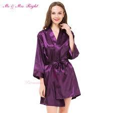 robes de chambre femmes mini solid robe robe de chambre femmes nuit peignoir bathrobe