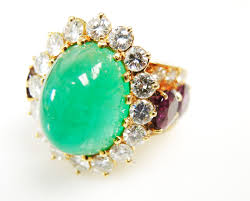 emerald antique emerald rings u0026 vintage emerald rings toronto
