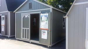 home depot portable buildings table designs