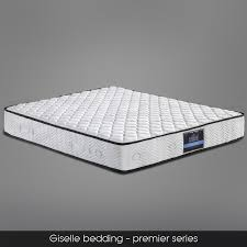 queen double single mattress firm support pocket spring high